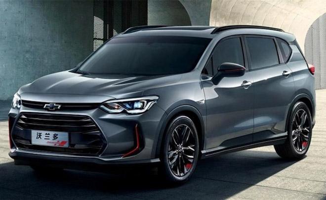 Chevrolet Orlando thế hệ mới lần đầu lộ diện - 1