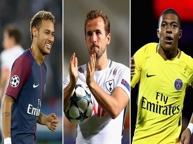 """Hậu World Cup: """"Vua chuyển nhượng"""" Neymar mất ngôi, siêu sao 200 triệu euro là ai?"""
