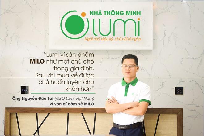 """Dân Việt """"đổi đời"""" với công nghệ nhà trí khôn của cựu Robocon Bách Khoa - 1"""
