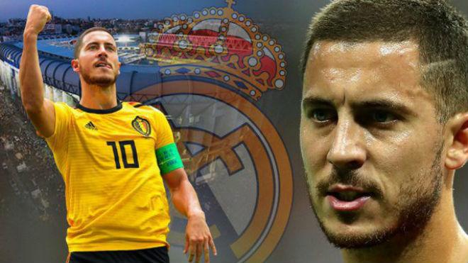 """""""Siêu bom tấn"""" Real sắp nổ: Đạt thỏa thuận mua Hazard 170 triệu bảng thay Ronaldo - 1"""
