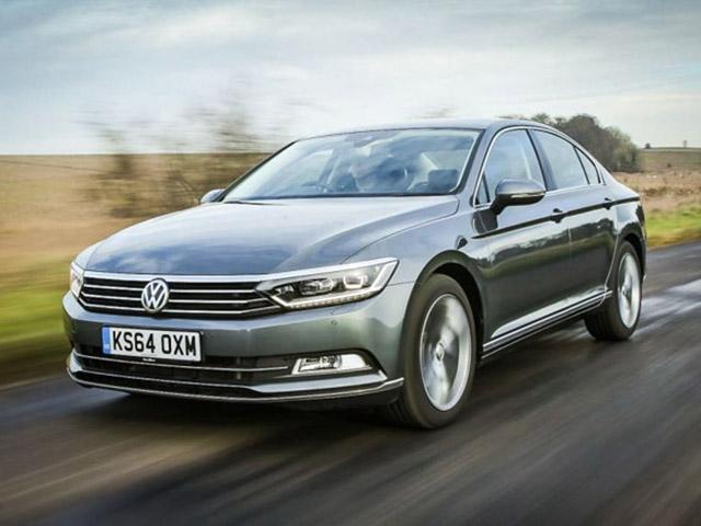 Giá xe Volkswagen Passat Bluemotion cập nhật mới nhất