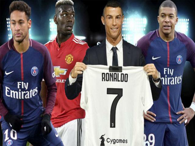 Siêu đội hình đắt nhất lịch sử: 2 tỷ bảng dư sức mua Ronaldo, Neymar, Mbappe