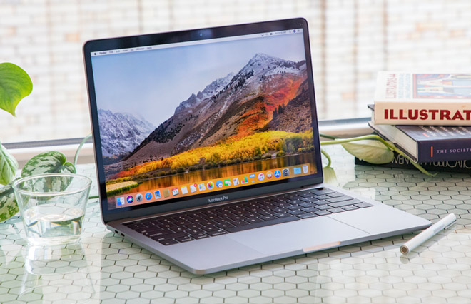 Đánh giá MacBook Pro 13 inch 2018: Sức mạnh bá chủ - 1