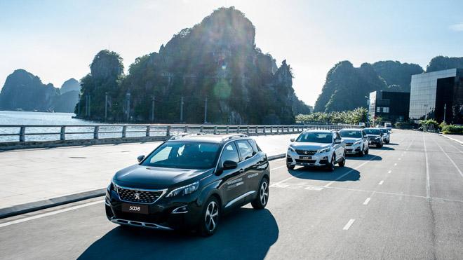 Peugeot chiếm ưu thế trong nhóm SUV/CUV nhập từ châu Âu tại Việt Nam - 1