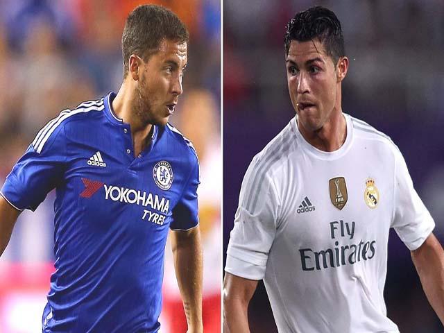 """""""Siêu bom tấn"""" Hazard: Real bạo chi 190 triệu euro, tống cổ vây cánh Ronaldo"""