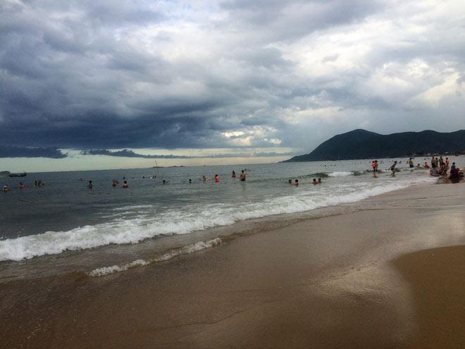 Biển Thiên Cầm – khúc nhạc tình của đất trời Hà Tĩnh - 1