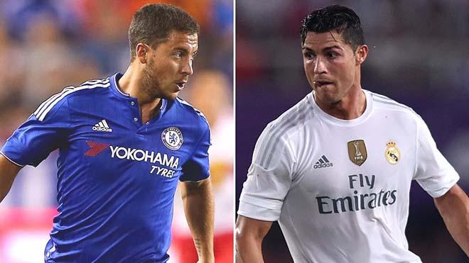 """""""Siêu bom tấn"""" Hazard: Real bạo chi 190 triệu euro, tống cổ vây cánh Ronaldo - 1"""