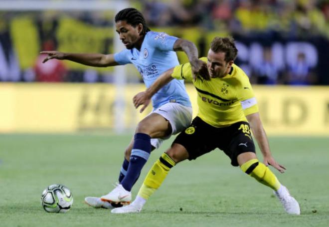 """Man City - Dortmund: Sai lầm tai hại, """"kết liễu"""" trên chấm 11m - 1"""