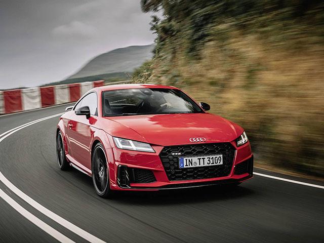Audi TT 2019 chính thức lộ diện: Động cơ 306 mã lực, giá bán từ 40.859 USD