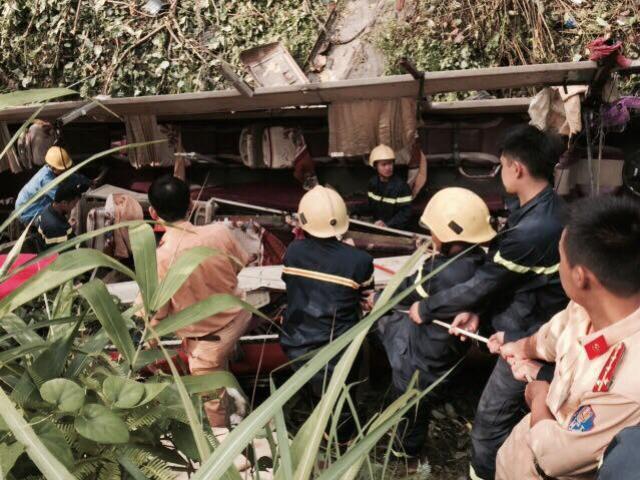 Lý lịch chiếc xe khách lao xuống vực khiến 15 người thương vong