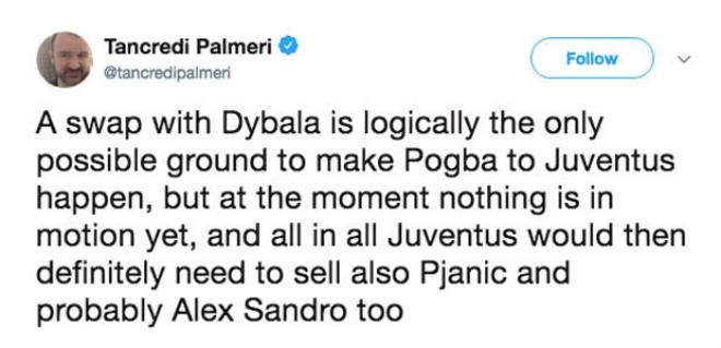"""Chấn động chuyển nhượng: Pogba bỏ MU làm """"trợ lý"""" Ronaldo, Juventus đổi Dybala? - 1"""
