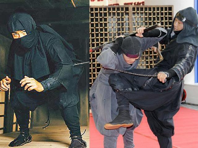 """Ninja Nhật """"việc nhẹ lương cao"""" lót tay 2 tỷ đồng: Cao thủ vẫn bỏ chạy"""