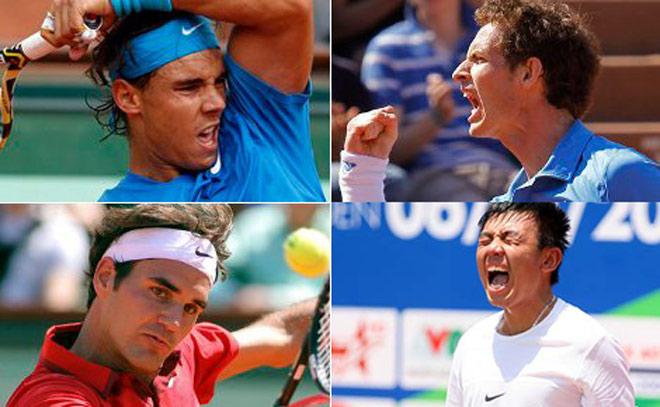 Bảng xếp hạng tennis 23/7: Nadal bỏ xa Federer, Hoàng Nam hơn Murray 273 bậc - 1