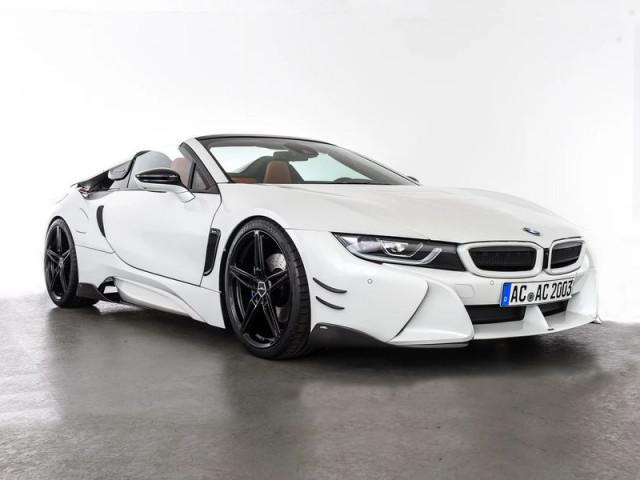 """BMW i8 mui trần """"cực chất"""" với gói độ AC Schnitzer"""