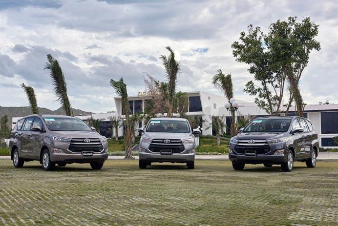 Giá xe Toyota Innova cập nhật mới nhất - 1