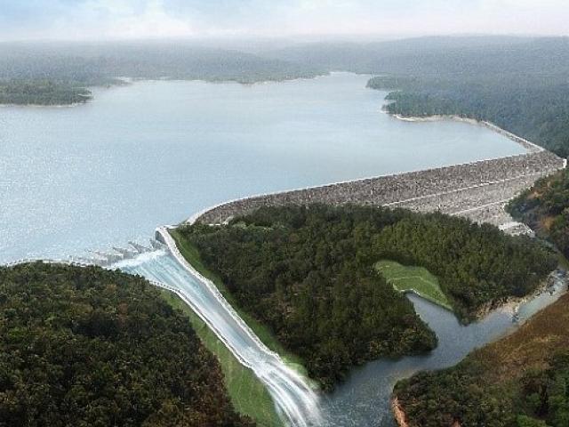 """Công trình đập thủy điện của Lào bị vỡ """"khủng"""" như thế nào?"""