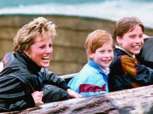Hàng thập kỷ đã qua, cách dạy con của Công nương Diana vẫn được thế giới học tập