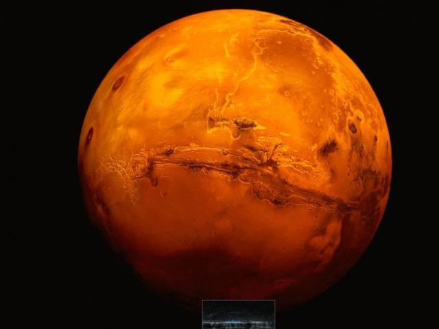 Lần đầu phát hiện hồ nước lỏng 20km trên sao Hỏa, hứa hẹn có sự sống