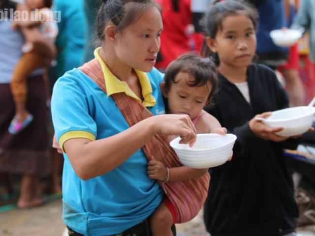 Chùm ảnh 2.800 người bị ảnh hưởng vỡ đập ở Lào sống ra sao?