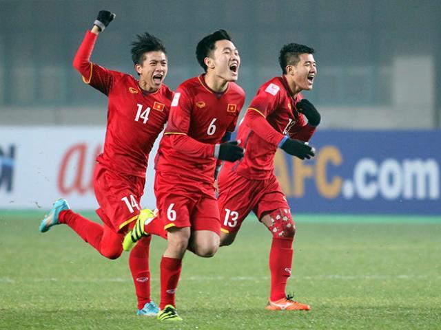 Lịch thi đấu bóng đá U23 Việt Nam tại ASIAD 2018