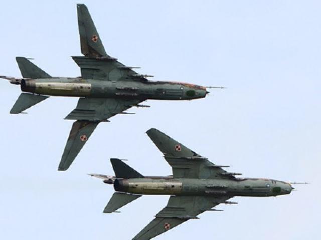 Những điều ít biết về máy bay quân sự Su-22