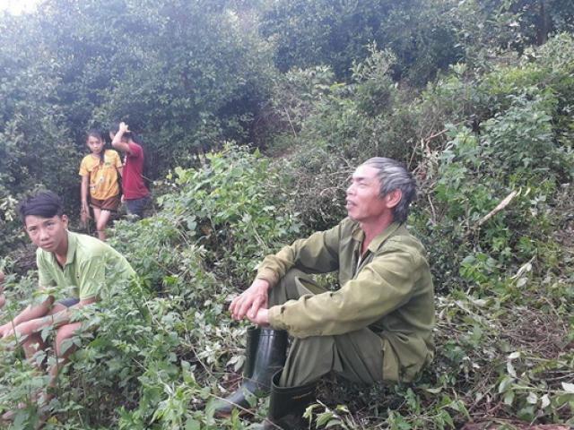 Trước khi máy bay quân sự Su-22 rơi ở Nghệ An, tiếng nổ rung chuyển cả vùng