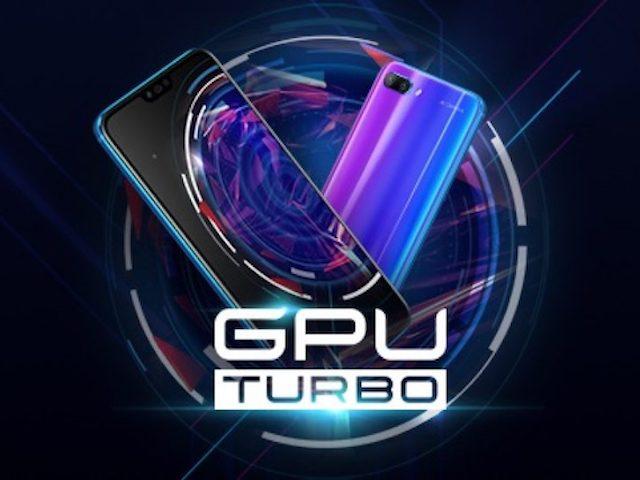 """Honor công bố """"hỏa lực"""" GPU Turbo dành cho smartphone"""