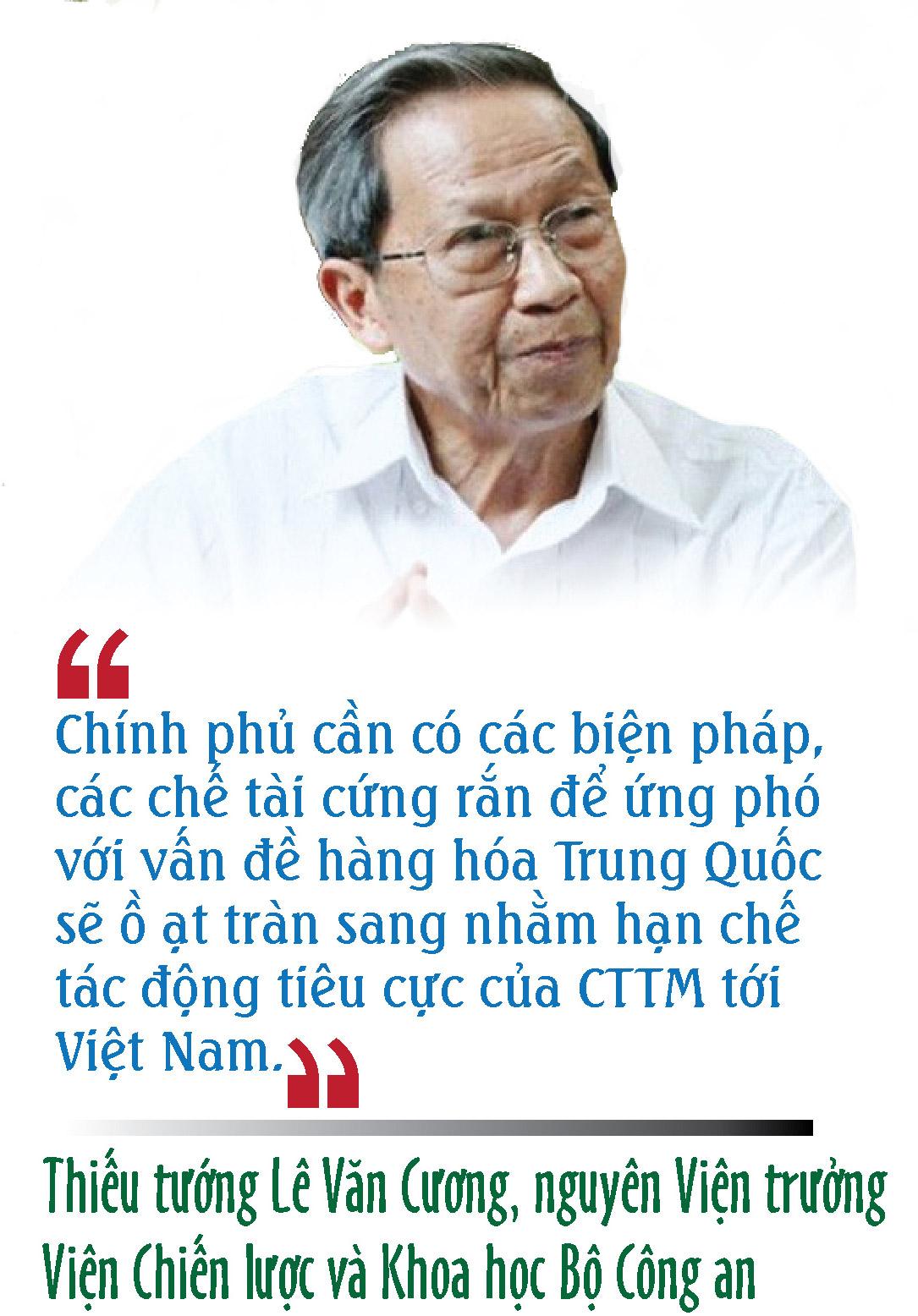 """Chiến tranh thương mại Mỹ - Trung: Việt Nam đón cơ hội từ """"bão"""" - 12"""