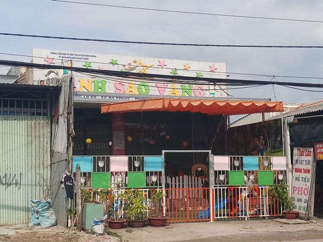 Vụ bạo hành trẻ ở Bình Chánh: Đình chỉ nhóm trẻ Ánh Sao Vàng - 1