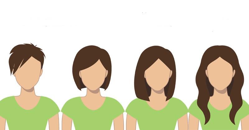 Quiz: Sự thật về con người bạn sẽ được tiết lộ qua độ dài của tóc - 1