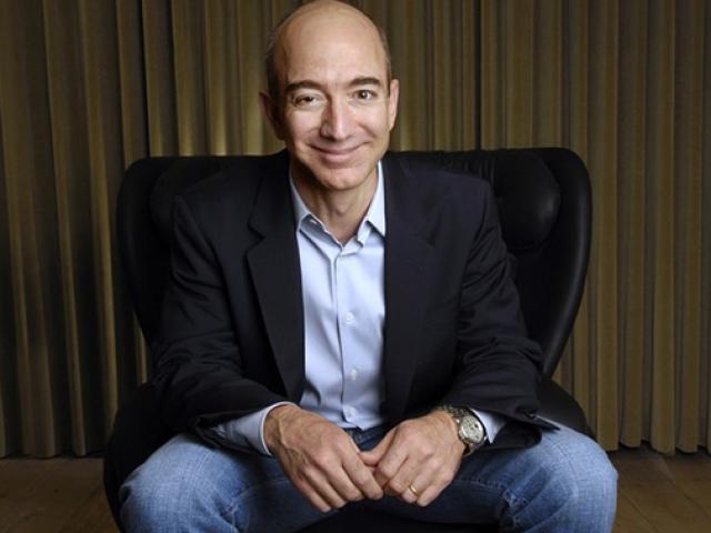 6 lý do khiến Jeff Bezos là tỷ phú giàu nhất lịch sử thế giới