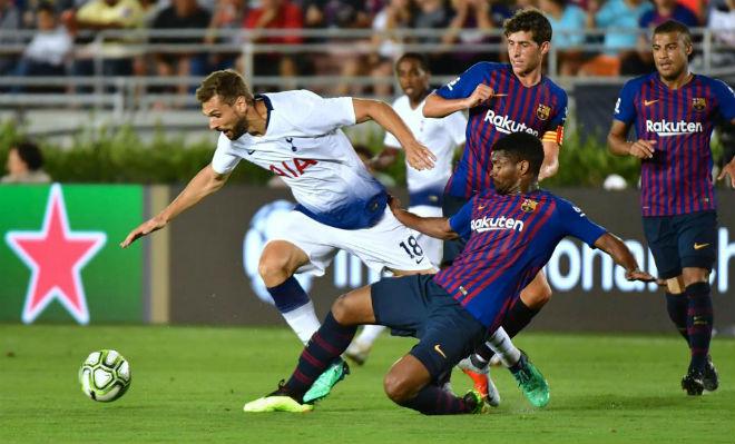 Barca sinh biến: Messi thù dai Mbappe, chi đậm vớ SAO hạng 2 - 1