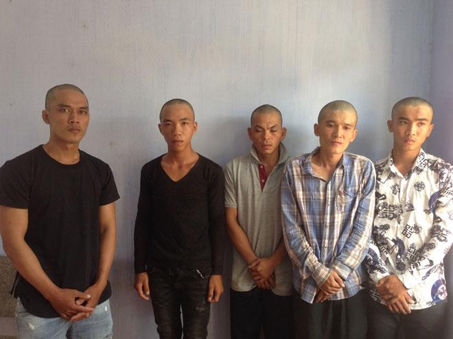 Bắt thêm 5 đối tượng trong vụ gây rối tại Đội Cảnh sát PCCC Phan Rí - 1