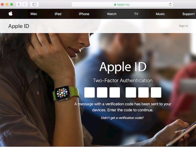 Cách bảo vệ tài khoản Apple ID của bạn khỏi hacker