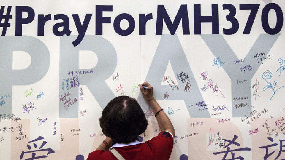 MH370: Người thân tức giận khi nhận báo cáo cuối cùng - 1
