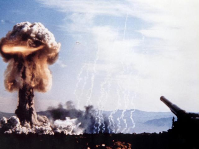 Chuyện gì xảy ra nếu Mỹ ném bom hạt nhân TQ trong Chiến tranh Triều Tiên?