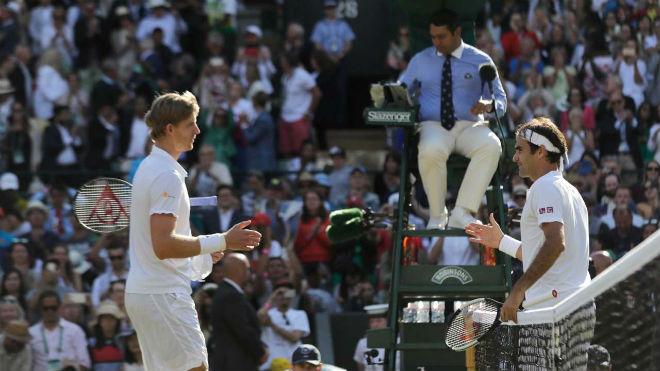 "Tennis 24/7: Federer chờ rửa hận ""khổng lồ"" 2,08m Anderson ở Laver Cup - 1"