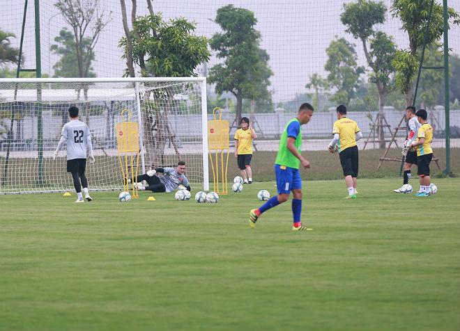 Danh sách mật U23 VN của Park Hang Seo: Chờ thử lửa giải U23 quốc tế - 1