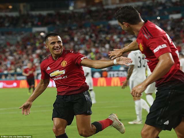 """Mourinho """"cách mạng"""" MU: Mảnh ghép Fred và """"kế hoạch B"""" vì Sanchez"""