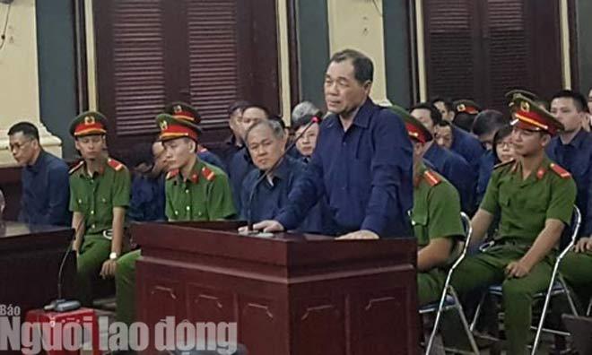 Gay cấn số phận của nhiều đại gia trước khi tòa tuyên án ông Trầm Bê - 1