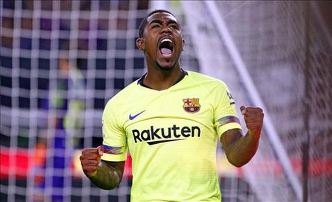 Tân binh Malcom 400 triệu euro ra mắt Barca: Tinh hoa Messi + Neymar - 1
