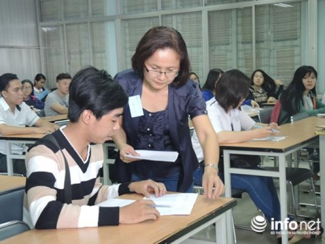 Nhiều trường ĐH phía Nam công bố điểm chuẩn sau khi lọc ảo