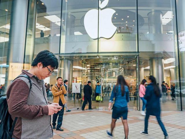 Bán ít hàng và chịu thuế từ Trump, lợi nhuận Apple vẫn tăng chóng mặt
