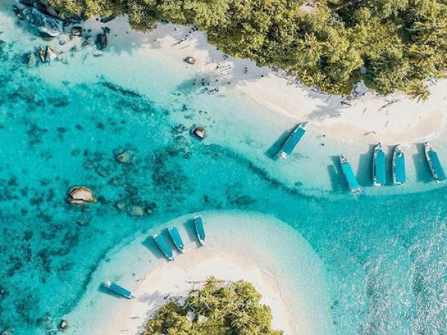 Quên Bali đi, Indonesia còn có nhiều điểm đến khác đẹp như mơ
