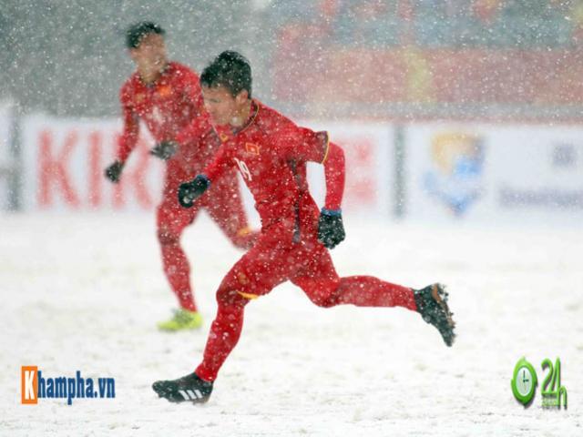 U23 Việt Nam đấu cúp Tứ hùng: Uzbekistan vẫn sợ người hùng Quang Hải