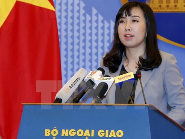 Việt Nam nói về thông tin mua vũ khí Mỹ trị giá 100 triệu USD