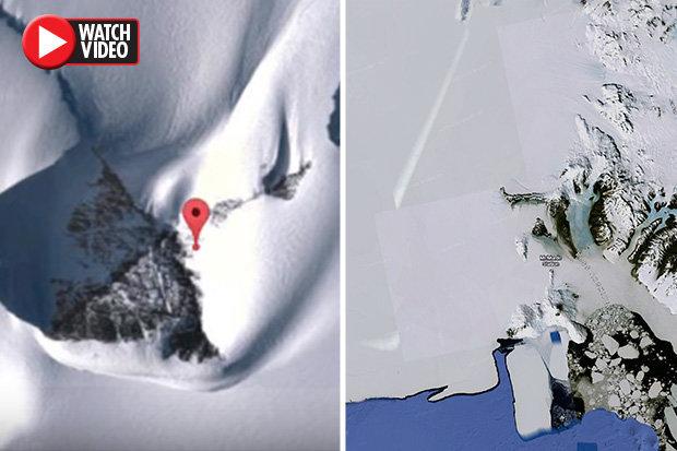 Nghi vấn quân đội Mỹ che giấu căn cứ bí mật ở Nam Cực - 1