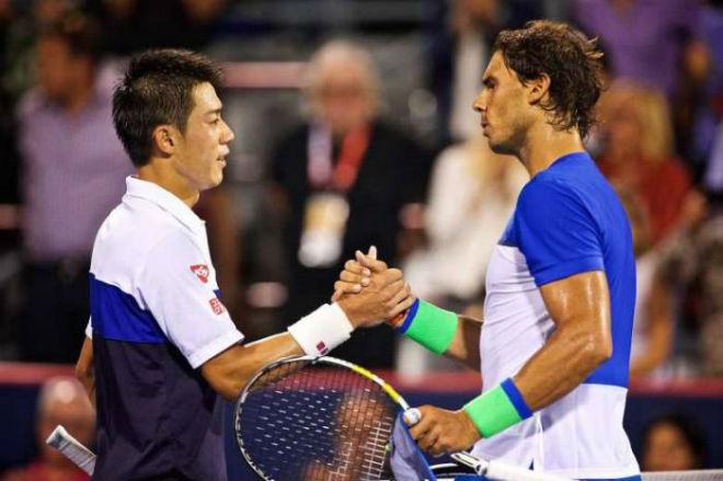 """Tin thể thao HOT 2/8: Nishikori ra thông điệp """"đe dọa"""" Nadal, Federer - 1"""