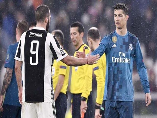 """Juventus """"hy sinh"""" Higuain: """"Vua"""" Ronaldo xây đế chế, uy lực vô song"""