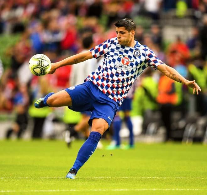 """""""Thảm họa"""" Morata: Chelsea ngán ngẩm, triệu fan đòi đuổi """"chân gỗ"""" - 1"""